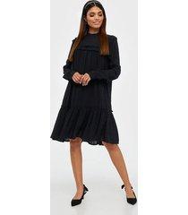 object collectors item objaya l/s dress repeat loose fit dresses