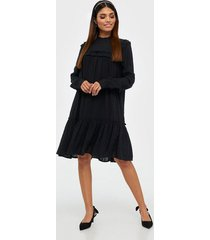 object collectors item objaya l/s dress repeat loose fit dresses