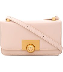 bottega veneta mini bv classic shoulder bag - pink