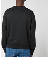 kenzo men's sport classic sweatshirt - black - s