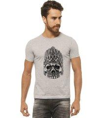 camiseta joss - caveira coroa - masculina