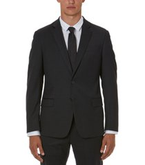 ax armani exchange men's slim-fit solid suit jacket separate