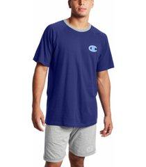 champion men's cotton pajama t-shirt