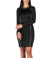 korte jurk calvin klein jeans - j20j206002