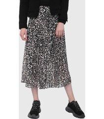 falda blanco-negro paris district
