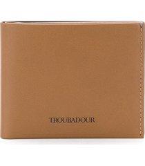 troubadour classic billfold wallet - neutrals