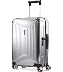 "samsonite neopulse 20"" carry on hardside spinner suitcase"