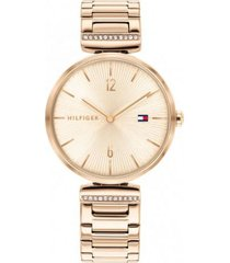 reloj rosa tommy hilfiger 1782271 - superbrands