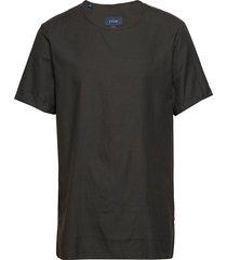 eton t-shirt t-shirts short-sleeved zwart eton