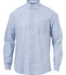 skjorta onstripp life ls reg striped shirt