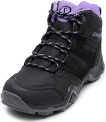 zapatilla compass high women ii negro spalding