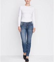 1856 stretch denim skinny jeans