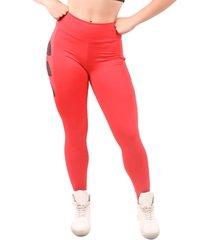 calça legging com recorte nas laterais a laser