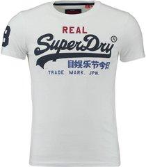 t-shirt vintage wit