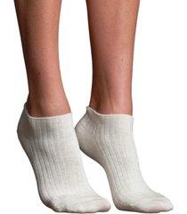 lemon women's liquid modal ped socks - pack of 3