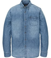vanguard overhemd denim langemouw vsi201216/5406