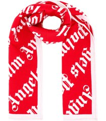 palm angels scarf