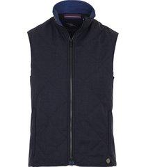 liner wool vest