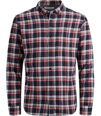 jack & jones washington heren overhemd button-down slim fit rood