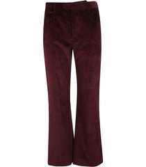 isabel marant flared trousers
