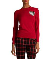 eastern luxe wool sweater