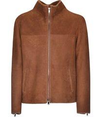 desa 1972 high-neck zipped jacket