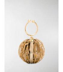 rosantica mini alice cage shoulder bag