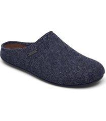 jon slippers tofflor blå shepherd