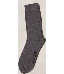 jack & jones jjjens sock noos strumpor mörk grå