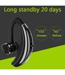 audifonos bluetooth q8 inalámbrico deportiva manos libres - negro