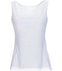verdissima sleeveless undershirts