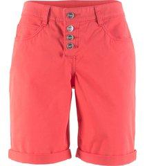 bermuda ampio boyfriend (rosso) - bpc bonprix collection