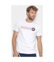 camiseta cyclone loc pixels silk masculina