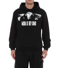 mcq alexander mcqueen relaxed hoodie