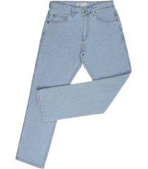 calça jeans delavê original wrangler co masculina