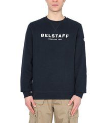 belstaff crew neck sweatshirt