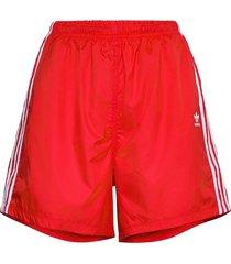 adicolor classics ripstop shorts w shorts flowy shorts/casual shorts röd adidas originals