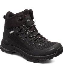 rask gtx w shoes sport shoes outdoor/hiking shoes svart viking