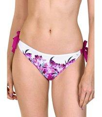 bikini lisca bas de maillot de bain à nouettes egina
