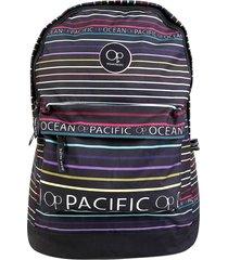mochila de costas ocean pacific opm182201