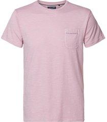 petrol industries shirt 3009 light pink