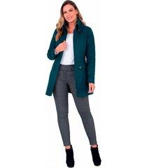 abrigo xuss 50660 verde