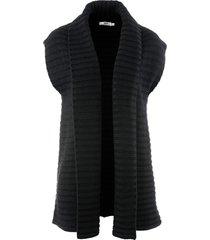 gilet in maglia (nero) - bpc bonprix collection