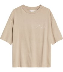 catwalk junkie 2102080200 216 t-shirt slow down cuban sand