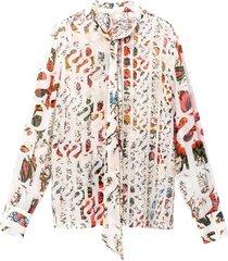 blouse desigual 19wwbw73