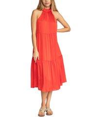 trina turk immeasurable halter dress