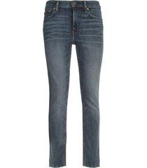 jeans skinny bottom w / franjes