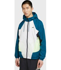 chaqueta nike m nsw he wr jkt wvn signature multicolor - calce regular