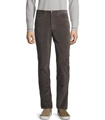 classic five-pocket cord pants