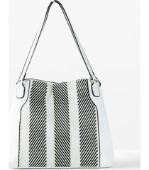 borsa shopper (bianco) - bpc bonprix collection